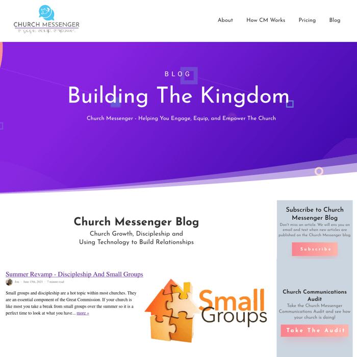 Church Messenger
