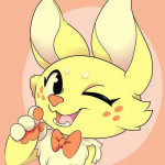 Lemont the Lemon Fox