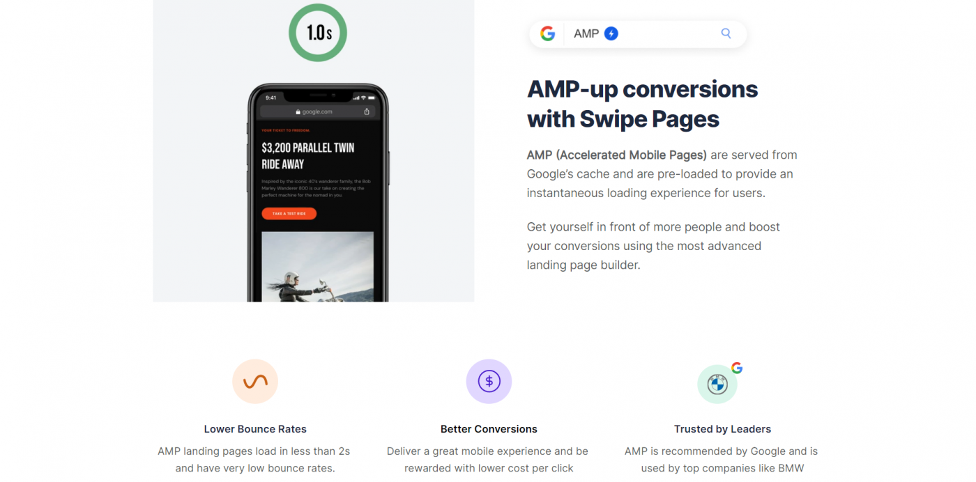 Swipe Pages amp