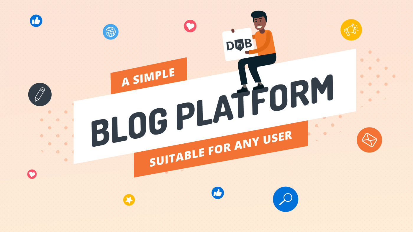 A Simple Blog Platform Suitable For Any User