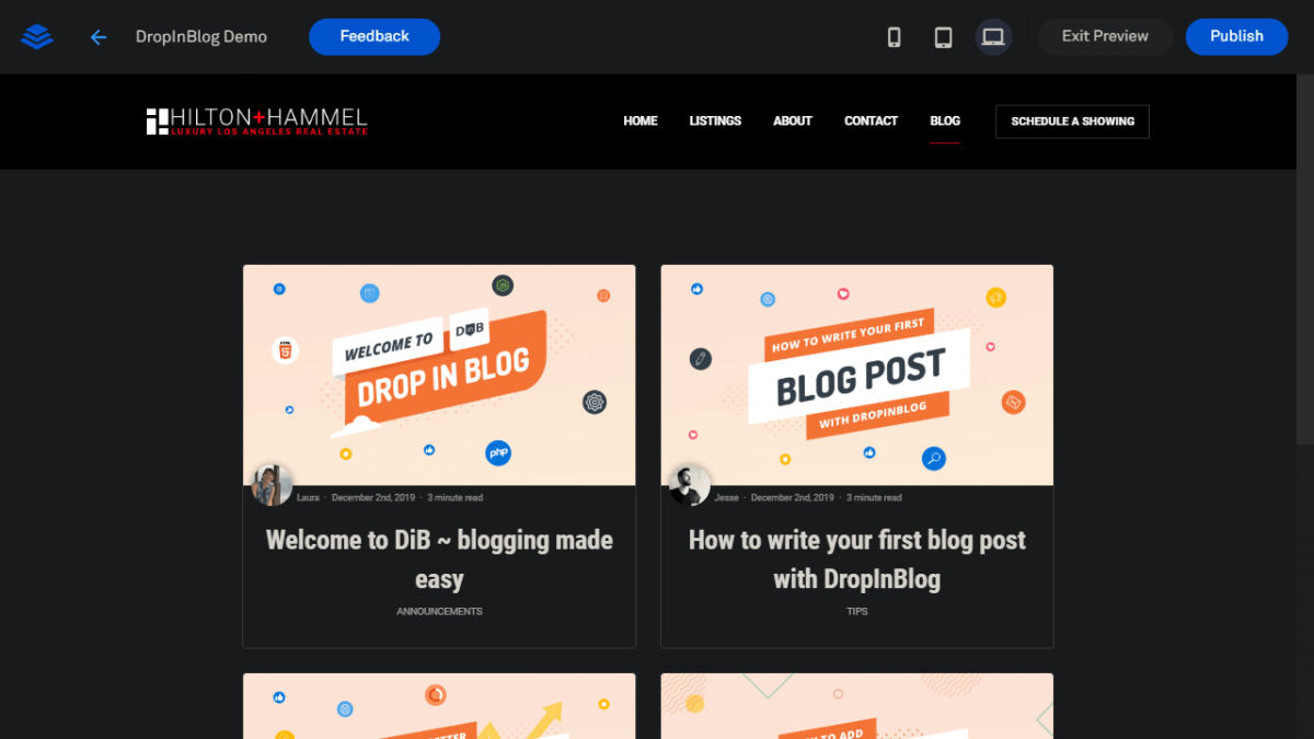 Complete leadpages blog