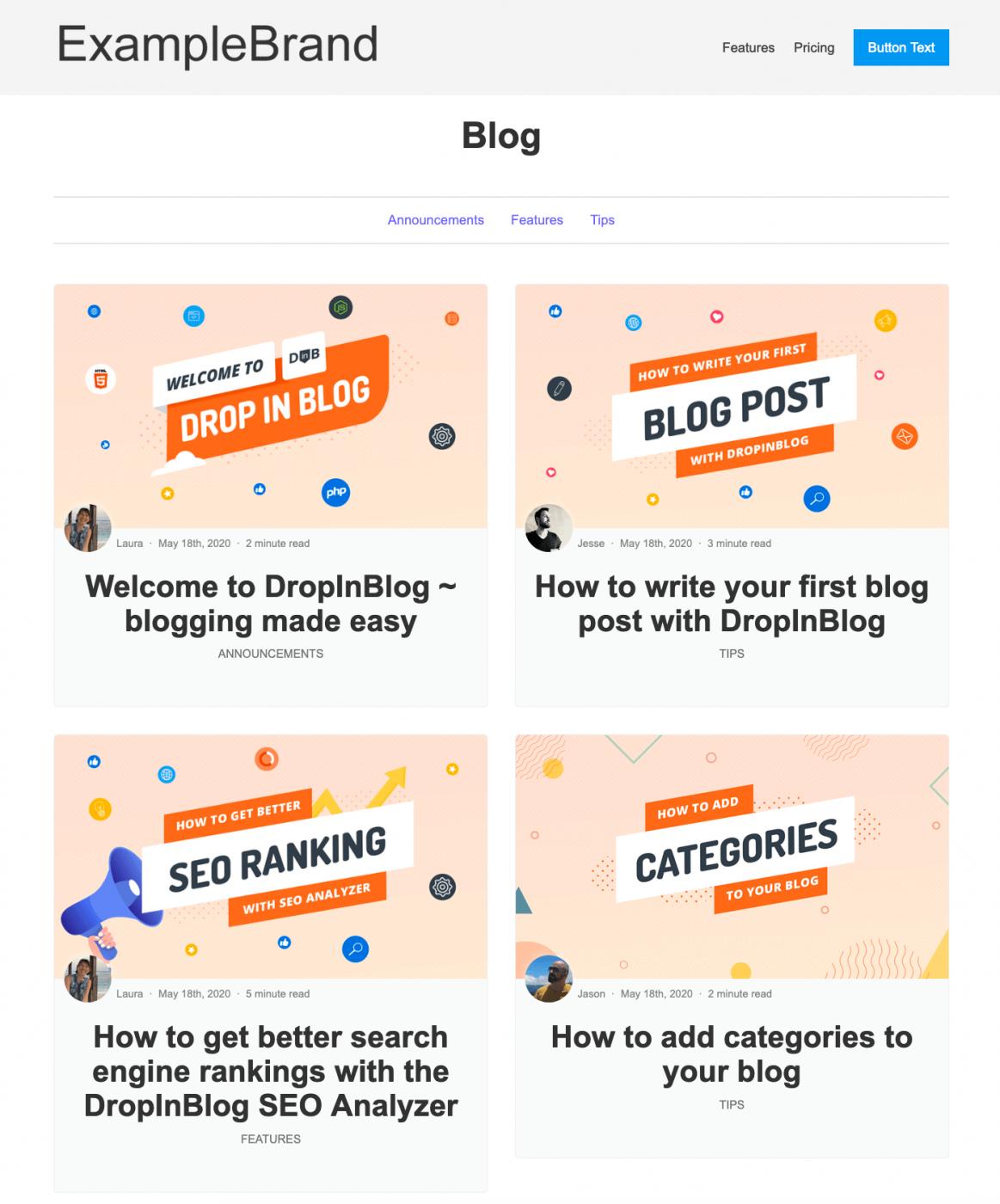 Complete Webflow Site