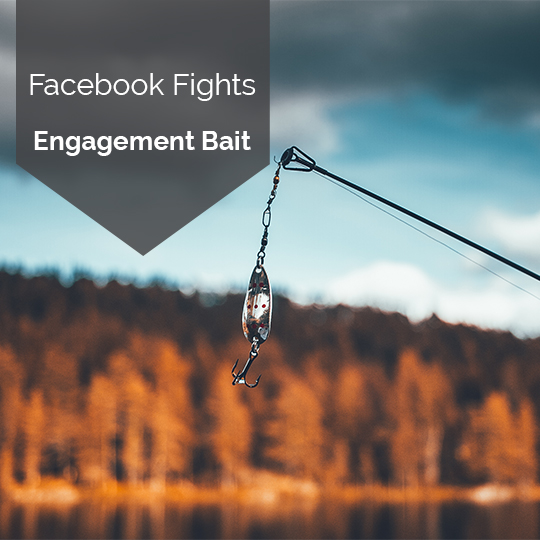 Facebook Cracks Down on Engagement Bait