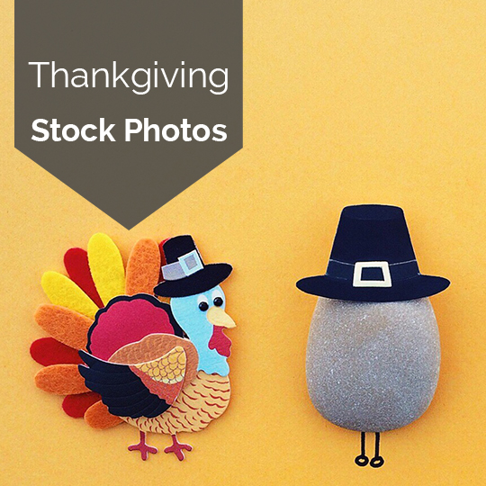 Free Thanksgiving Stock Images & Photos for Social Media Posting