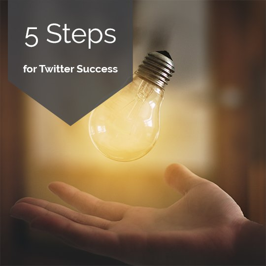 5 Steps to Craft Your Twitter Content Strategy