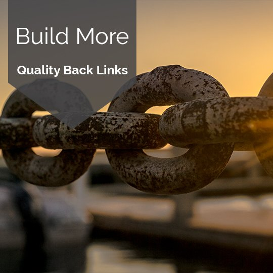 7 Steps To Build More Quality Back Links