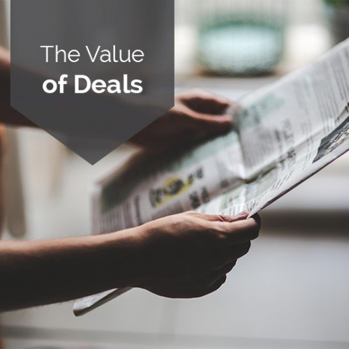 4 Reasons You Should Offer Deals