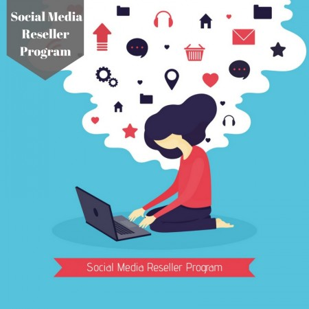 Social Media Reseller Programs