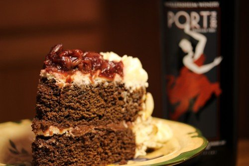 Black Forest Kirsch Torte