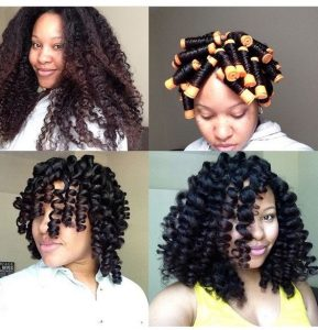 Heatless Perm Rod Set