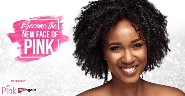 New Face of Pink Contest 2018