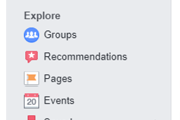 Facebook Recommendation Tab