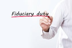 Removal of a Fiduciary, It's Not as Easy as You May Think