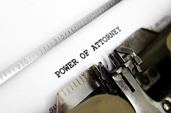 Power of Attorney and Statutory Gifts Rider