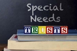 First Party Supplemental Needs Trusts