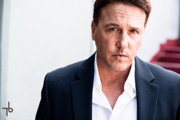Actor Lochlyn Munro - Maxogram Brand Ambassador