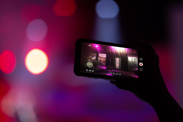 Lessons learned using livestreaming to amplify local live music