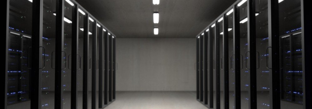 bad data lake governance hidden within an orderly server room