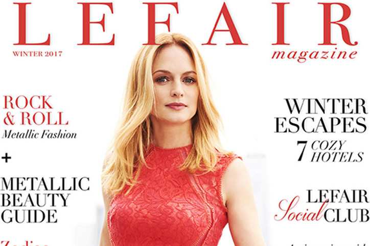 Candlewood Aesthetics Med Spa and Laser Center Featured in LeFair Magazine