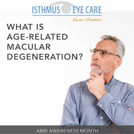 What is Age Related Macular Degeneration?