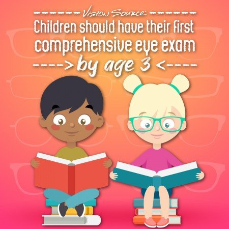 Kids and Comprehensive Eye Exams