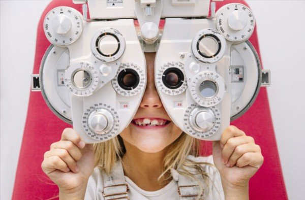 Eye Exams for Children: Why They're Important