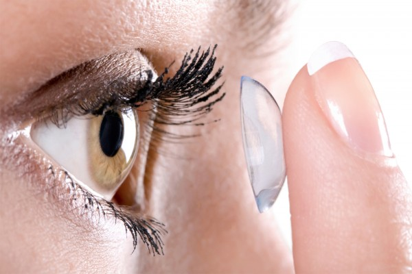 A Brief History of Contact Lenses