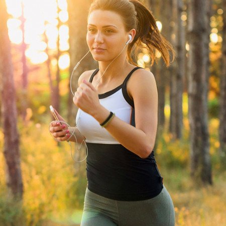 Staying Active Helps Vision Health