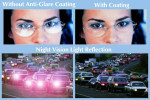 Anti-reflective coating: See better and look better