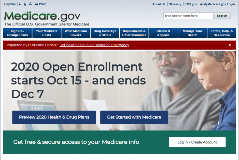 How to Create a My Medicare Account to Review Part D