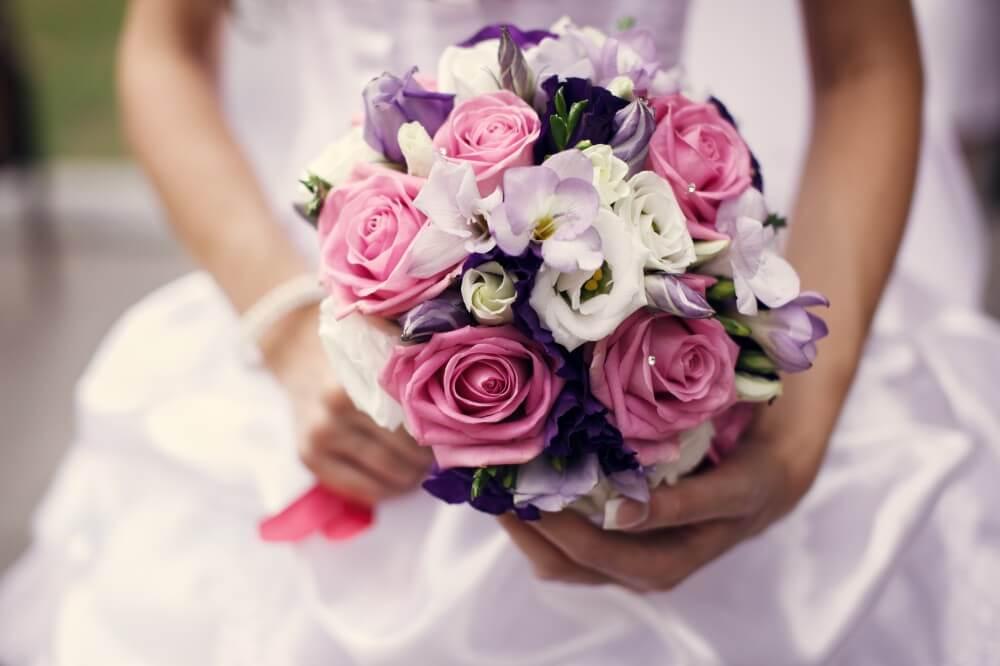 Finn den perfekte brudebukett til ditt bryllup