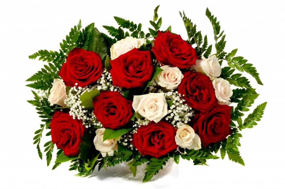 Blomsterdekorasjoner for alt fra konfirmasjon til bryllup