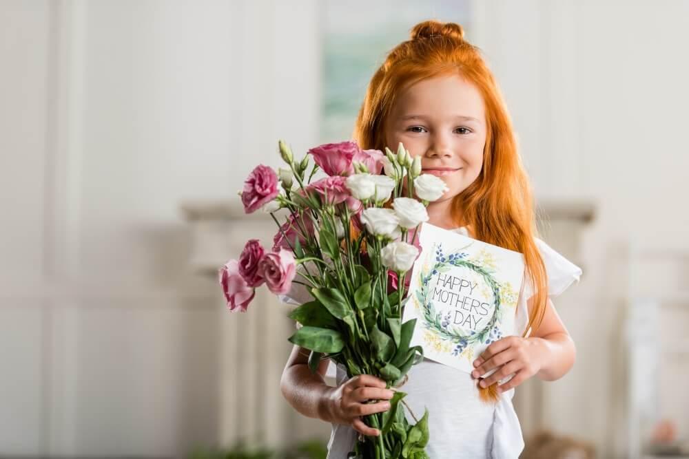 Har du husket morsdagsgave? Bestill blomster til morsdag!