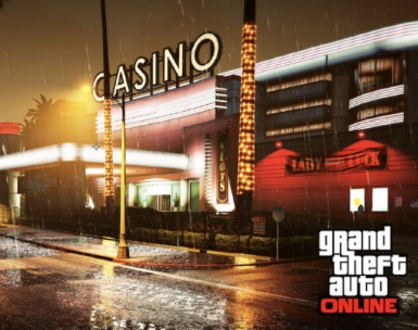 GTA V (Rockstar) is releasing an Online Casino