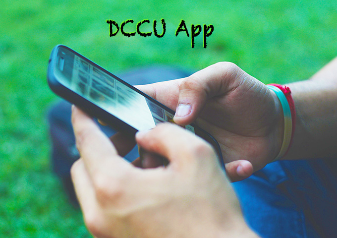Keep Track of Your Money on DCCU's App