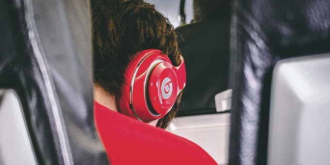 teen bought headphones with teen checking account