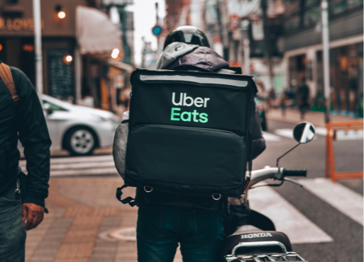 Food Delivery Apps Remain Popular During COVID-19 Pandemic