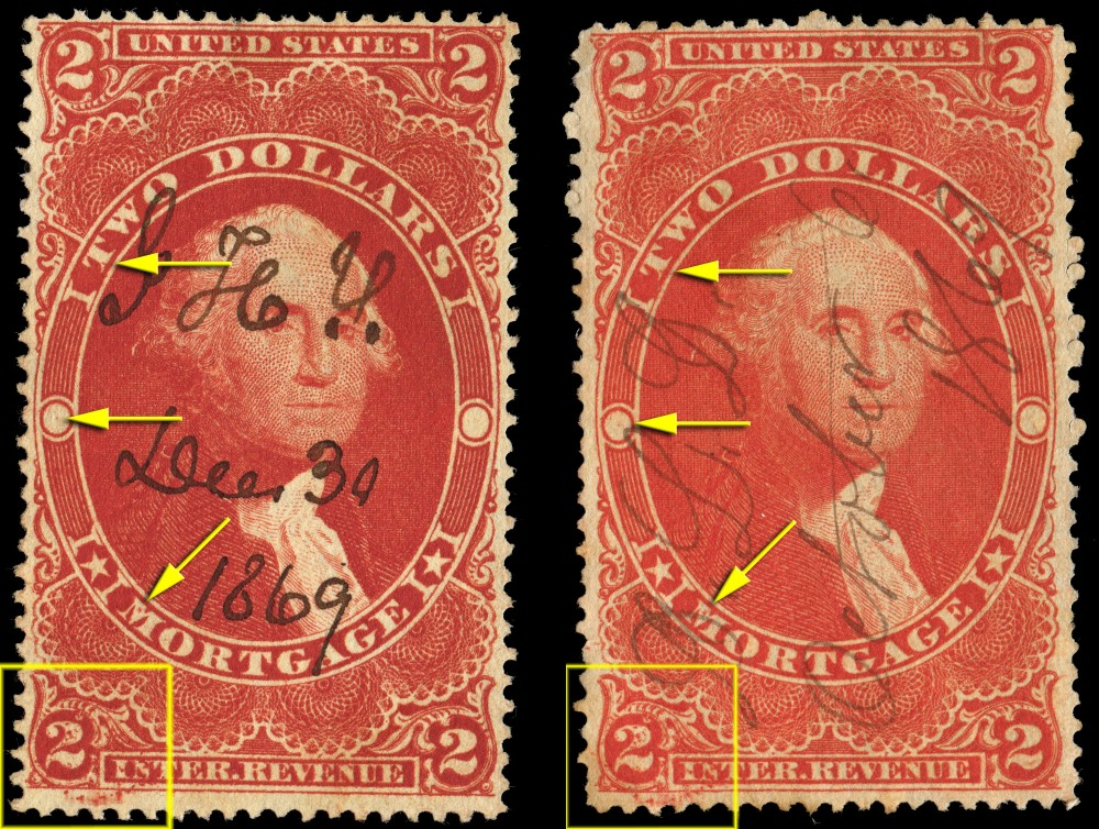 A Revenue Stamp Collector's Blog