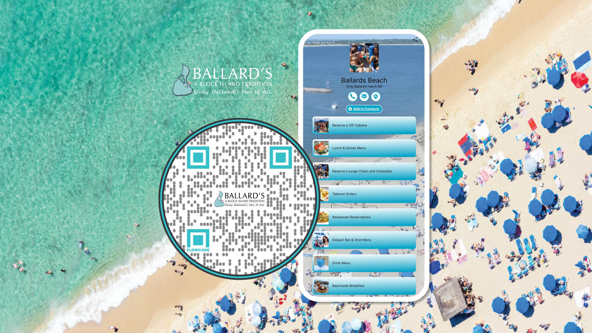 How QR Codes Power New England's #1 Party Destination