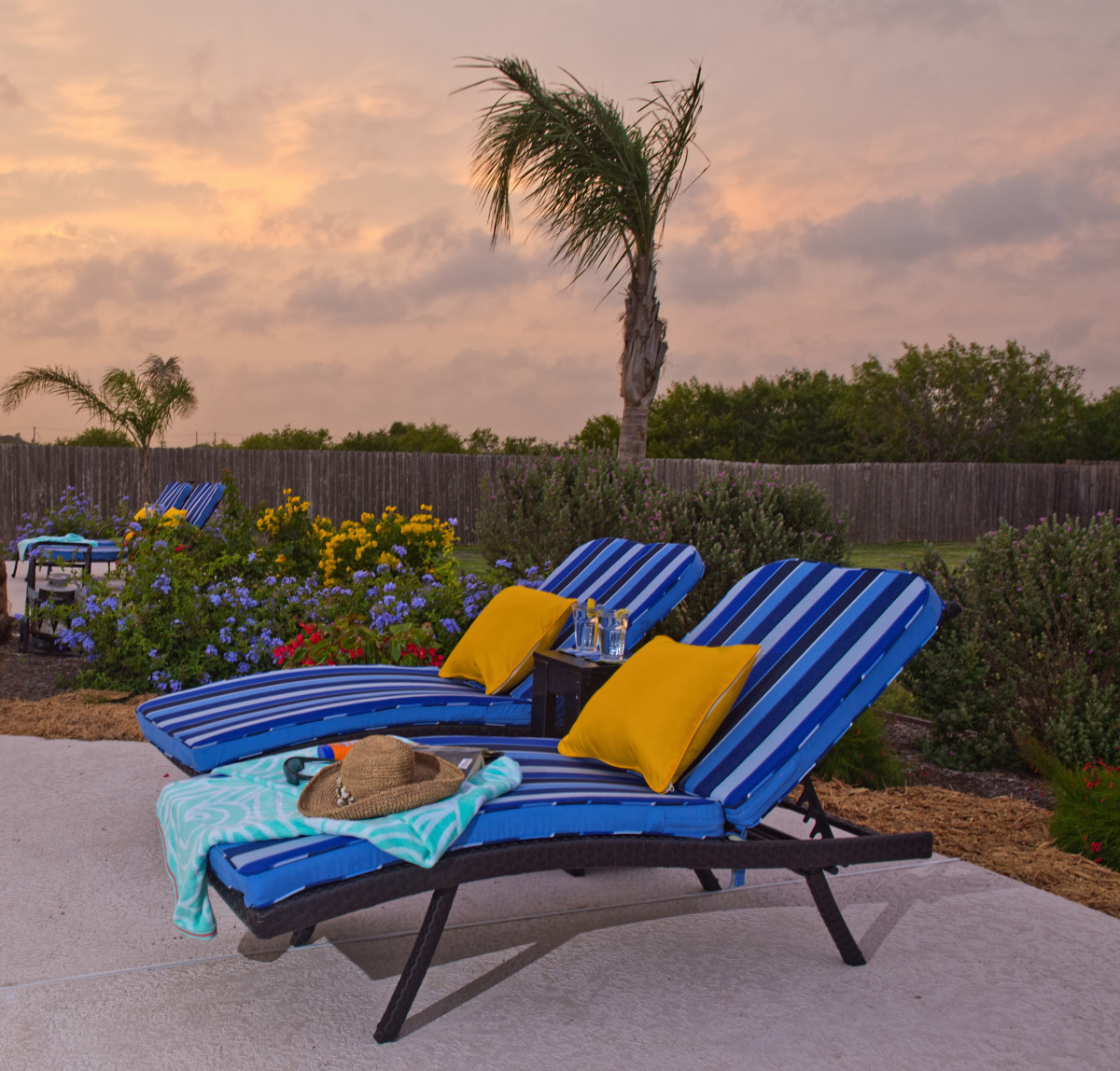 Outdoor Cushions and foam, what you need to know