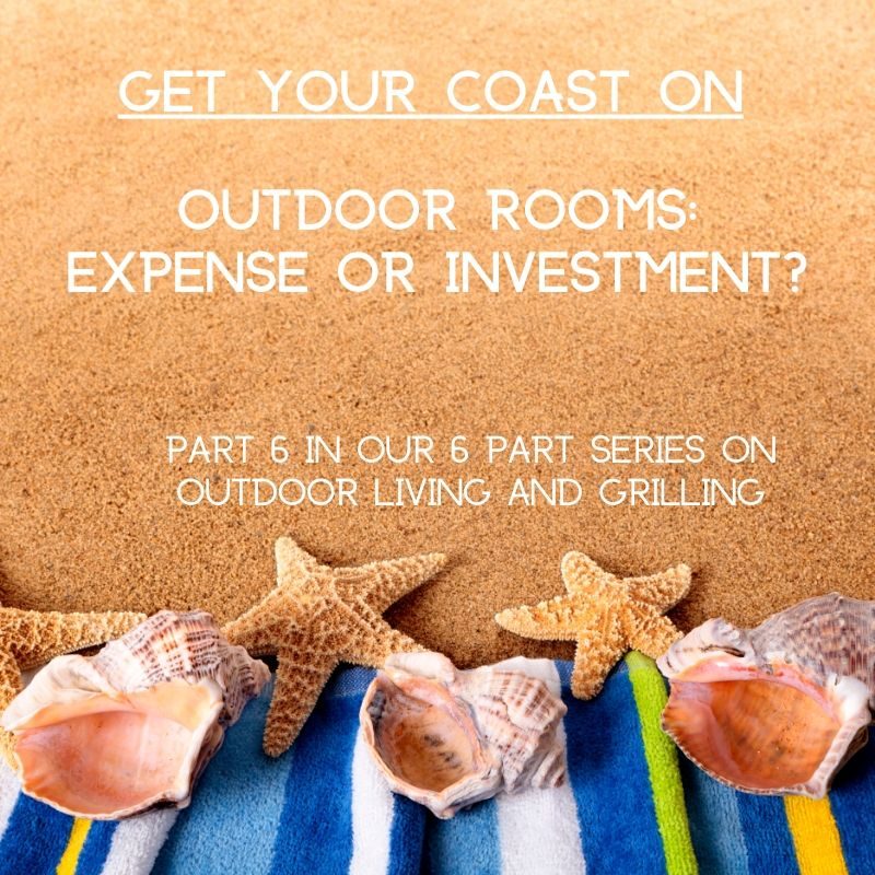 Outdoor Living Space - Expense or Investment?