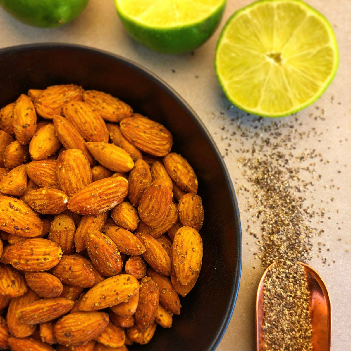 Ayoub's Roasted Almonds Vs Other Almonds