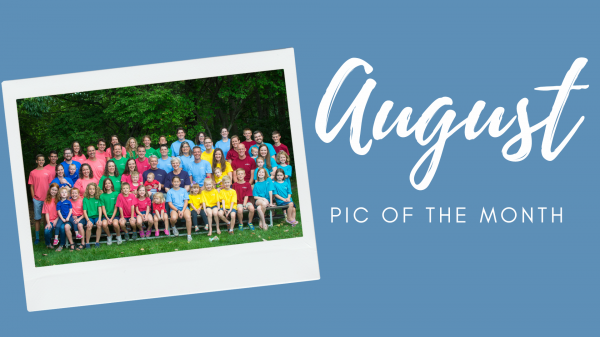 August 2021: Picture of the Month Winner!