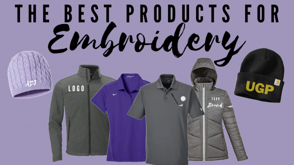 Best Products for Embroidery