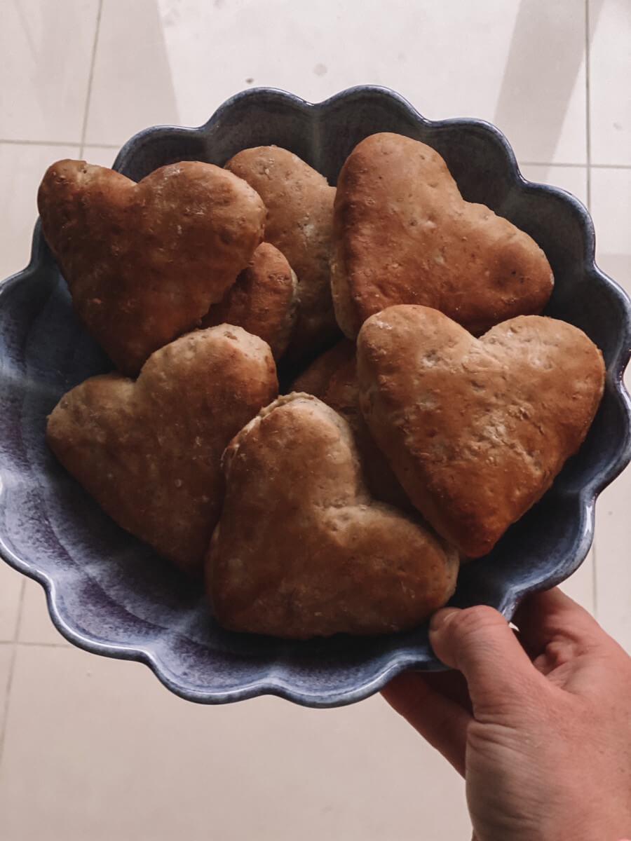 Easy Bake Swedish Teacakes