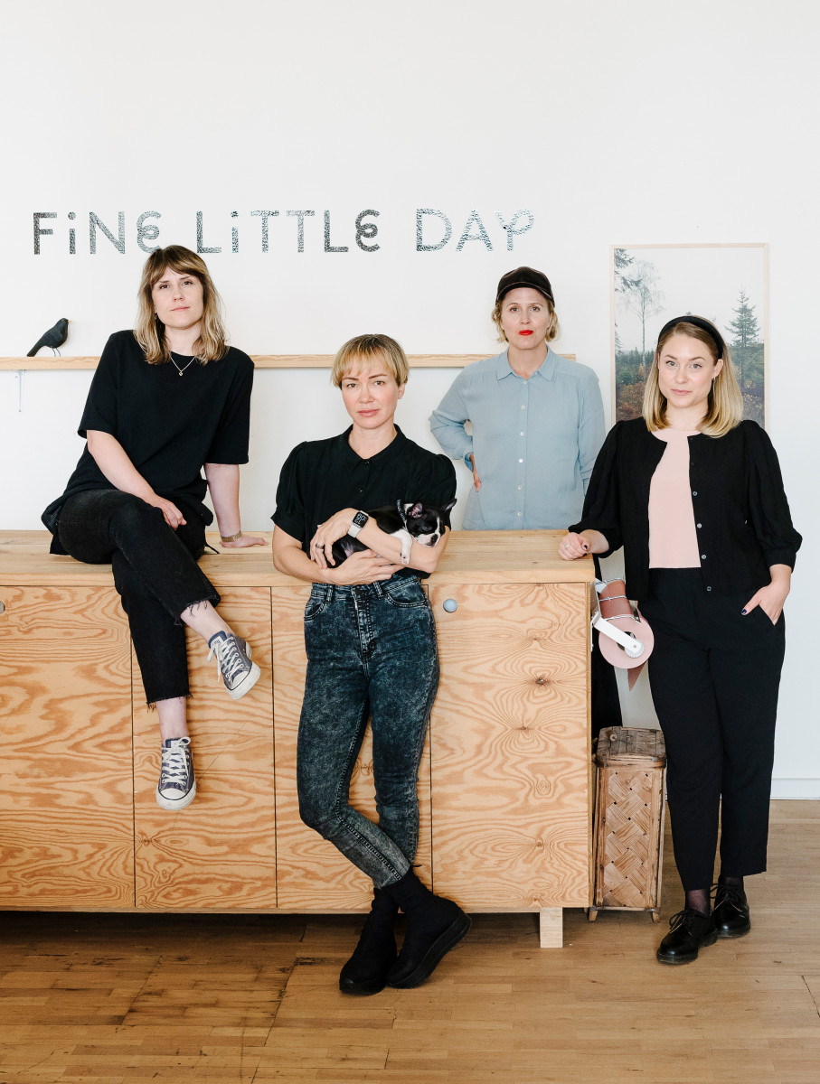 Behind The Brand - Interview with Fine Little Day