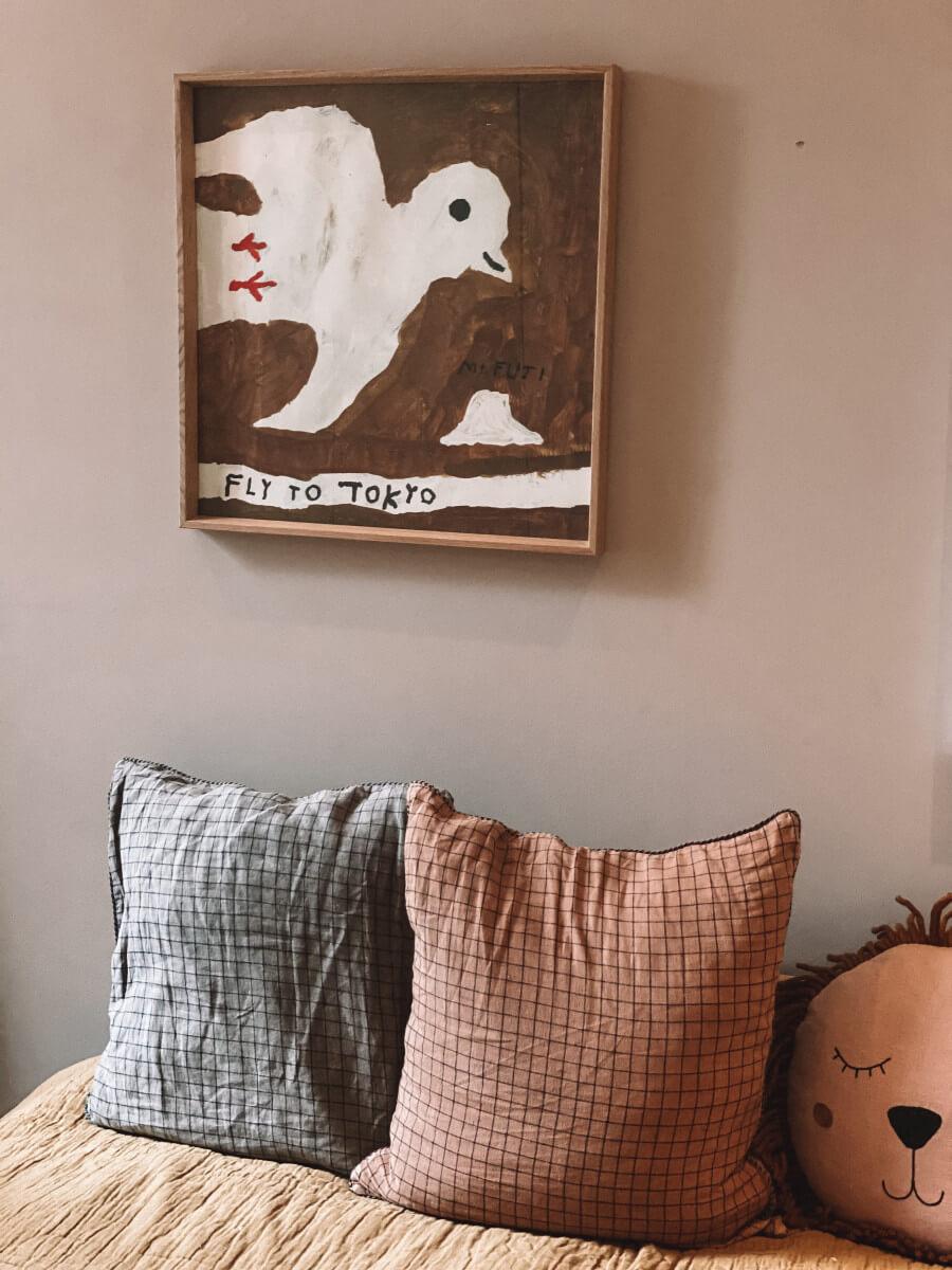 Cornelia's Scandinavian Kids Bedroom (updated)