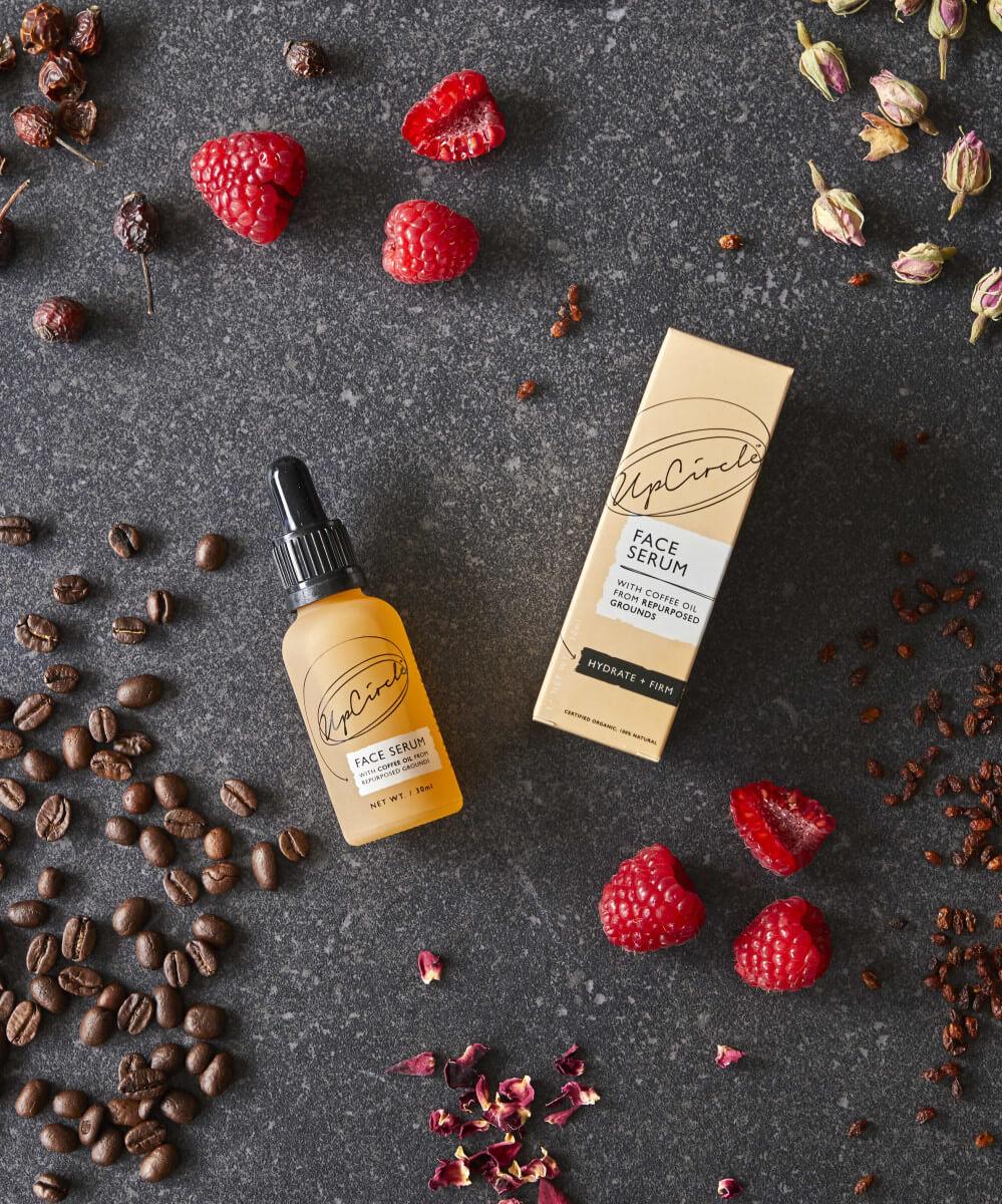 Upcircle - Sustainable Skincare Using Repurposed Coffee