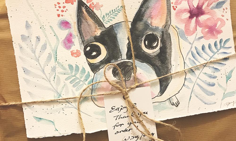Pet portrait 🐶🐱🐹