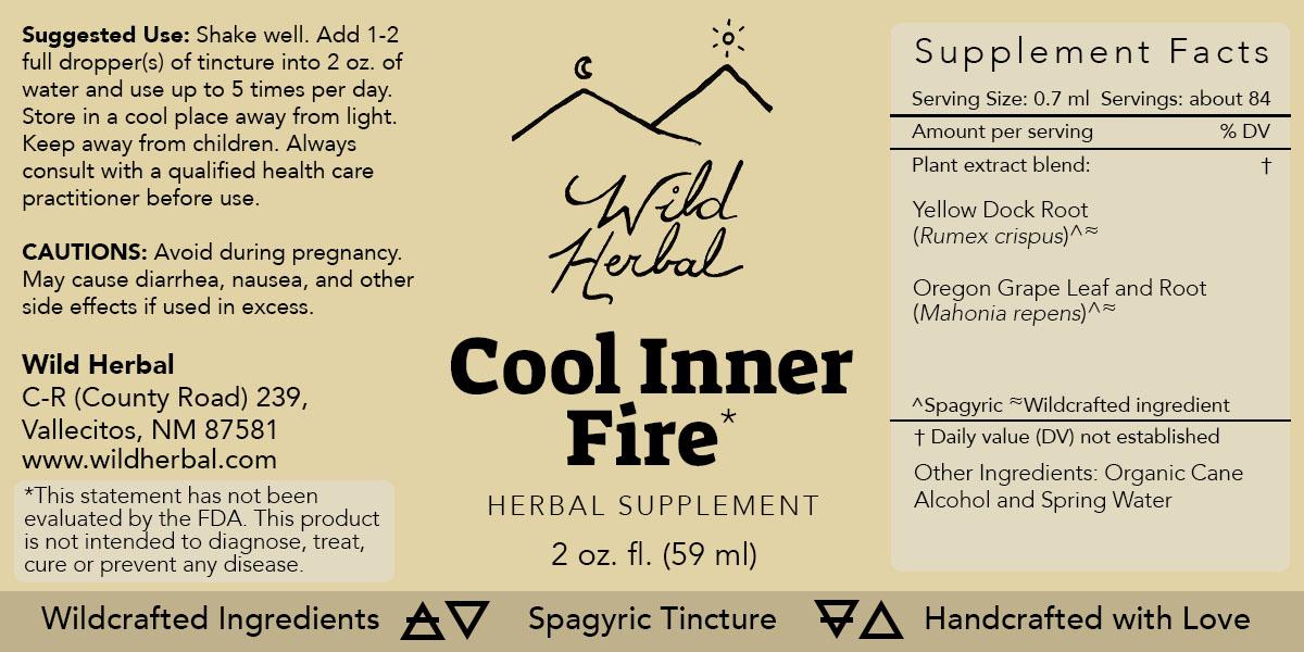 Cool Inner Fire Formula